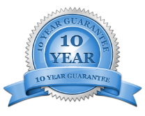 10 Year Guarantee on Foundation Repair Services